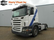 2005 Scania R 420 2005 Tractor