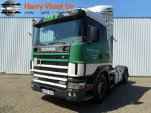 2001 Scania R 124 420 Tractor u