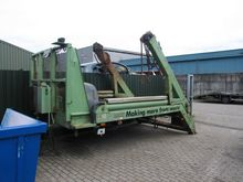 2001 DAF hyva Container transpo