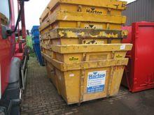 2000 gebruikte containers Truck