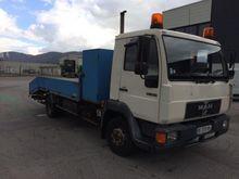 1999 MAN 12.224 Trucks