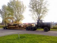 1988 mack reo ford Army truck