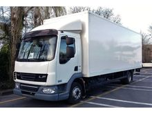 2013 DAF FA LF45 Box with load