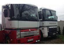 1999 Renault magnum 430 Tractor