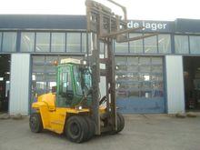 2002 Heyster H8.00XM Forklift