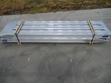2017 Aluminium oprijplaten Trai