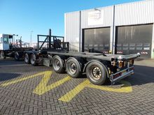 Nooteboom 20 ft Container trans