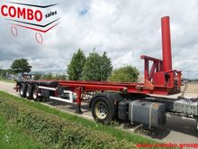Benalu 40 ft tipping Container