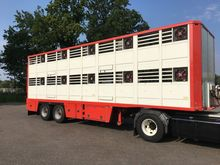 2011 Berdex 2 stock Cattle tran