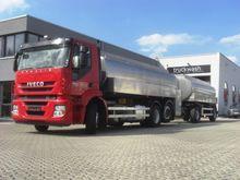 2012 Iveco Stralis 360 / Milcht
