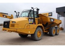2014 Caterpillar 730 C Dumper