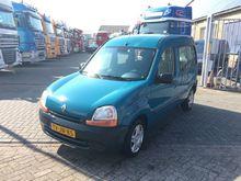 1998 Renault Kangoo 1.2 Liter P