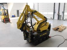 Brokk DMX 520 Crawler Excavator