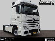 2015 Mercedes Benz Actros 2442