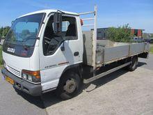 2002 Isuzu NPR70P-5J oprijwagen