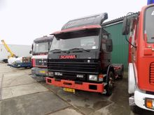 1993 Scania P 93 M 4X2 AS 63115