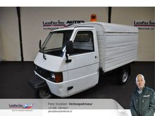 2005 Piaggio APE T1 2-persoons