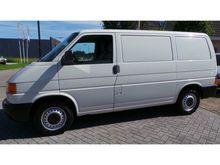 2002 Volkswagen Transporter 1.9
