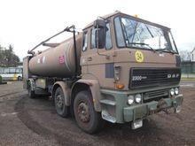 DAF 2300 tankwagen 6x2 Tank
