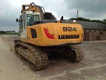 2008 Liebherr R 924C Crawler Ex