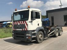 2005 MAN TG360A Container trans
