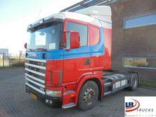 2003 Scania R 114 LA 380 Tracto
