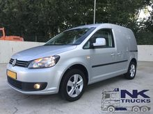 2011 Volkswagen CADDY 2.0 TDI 1