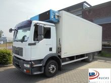 2007 MAN TGM 12.240 MANUAL GEAR