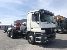 2000 Mercedes Benz 2540 6X2 ADR
