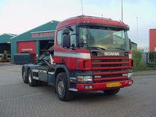 1999 Scania 114 340 EURO 2 Cont