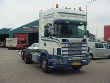 2003 Scania 124 470 EURO 3 Chas