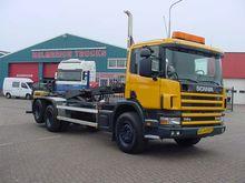 2001 Scania P114 340 EURO 3 BDF