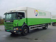 1999 Scania P94 DB4X2 NA 75115