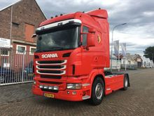 2010 Scania R420 A 4x2 Tractor
