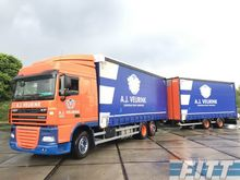2011 DAF FAN XF 105/460 6x2 com