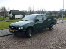 2001 Opel campo tfr 54 sports c