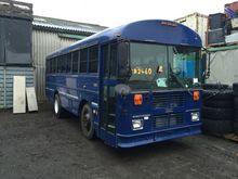 2000 USA. Bus Mini-coach