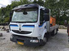 2013 Renault MIDLUM, 220.12 Tan