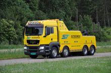 2011 MAN TGS 41.440 EURO: 5 EEV