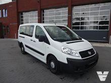 2010 Fiat Scudo 9 person bus Mi