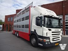 2009 Scania P320 3 deks vee Lif