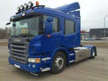 2007 Scania P-380, 4x2 WD Tract