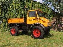 Unimog 406 Lorry