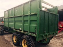 Johnson Silage Trailer