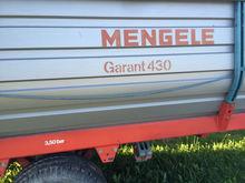 Used Mengele Garant