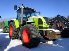2009 Claas Arion 630 C