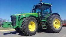 2010 John Deere 8345R