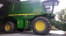 2008 John Deere W540