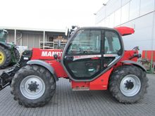 2011 MANITOU MLT 735-120 LSU PS