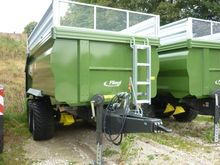 Used 2016 Fliegl TMK